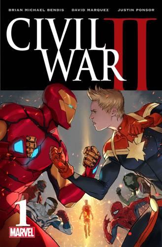 Marvel's Civil War II #1 (of 7)