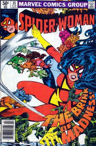 Spider-Woman #35