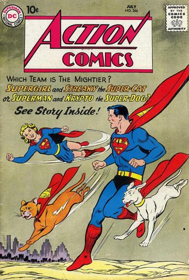 Action Comics #266