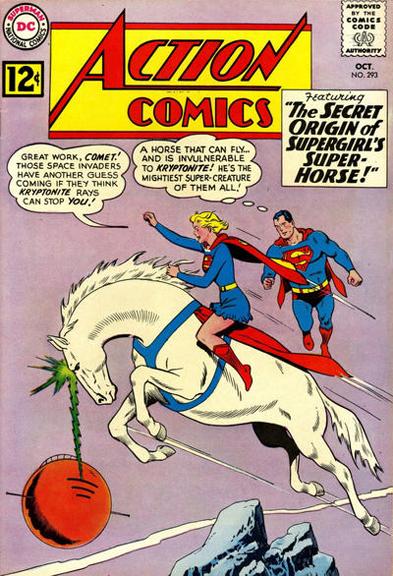 Action Comics #293