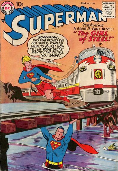 Superman #123
