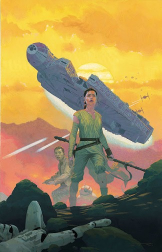 Marvel's Star Wars: The Force Awakens Adaptation #1 (of 5)