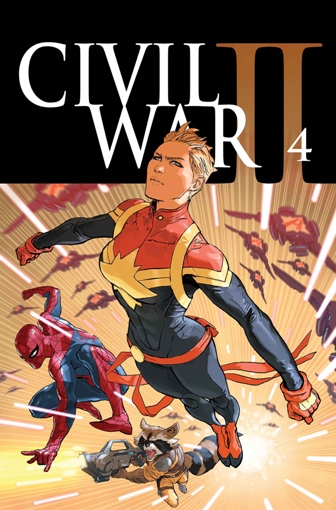 Marvel's Civil War II #4 (of 7)