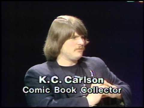 KC Carlson, film star