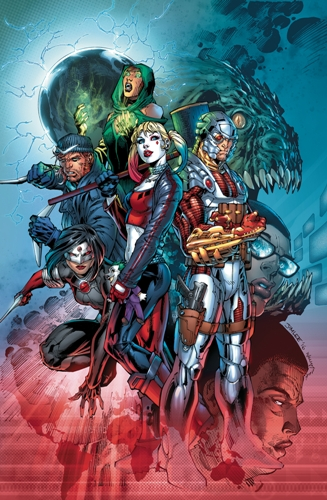 Rob Williams and Jim Lee's Suicide Squad #1