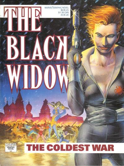 Black Widow: The Coldest War