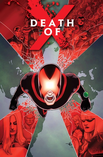 Marvel's Death of X #1 (of 4)