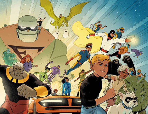 """""""Future Quest: I'm Always Excited To Read!"""""""