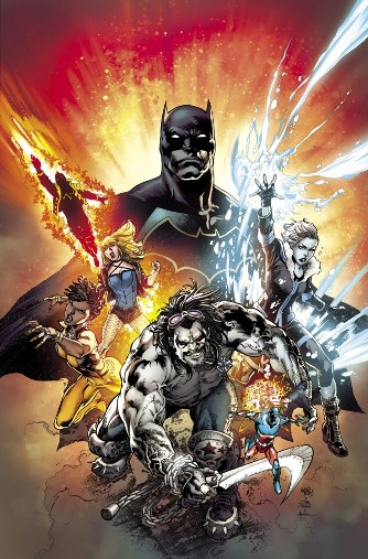 February's All-New Justice League of America