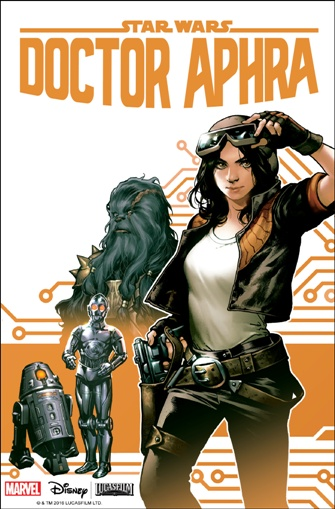 The Doctor Spins Off! Star Wars: Doctor Aphra #1
