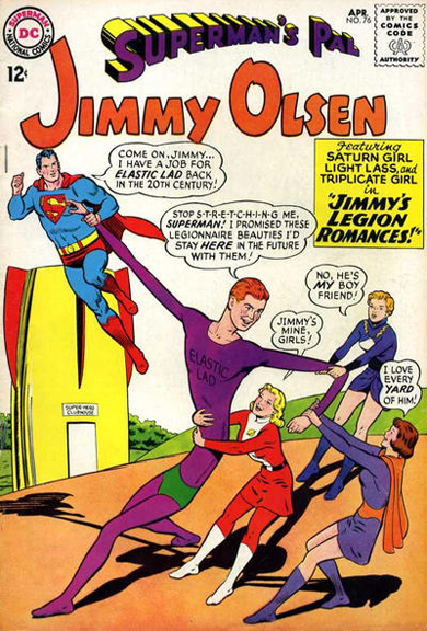 Superman's Pal, Jimmy Olsen #76