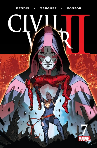 The Penultimate Issue! Civil War II #7 (of 8)