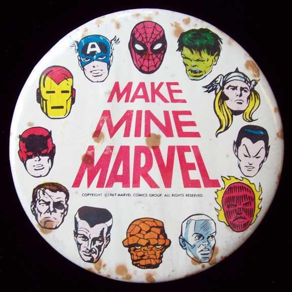 Make Mine Marvel!!