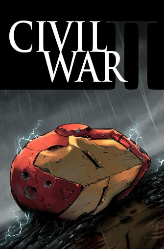 What's Up With Tony Stark in Civil War II #8 (of 8)
