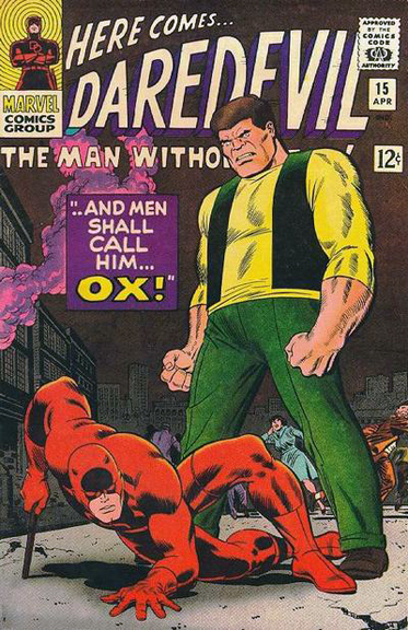 Daredevil Issue #15. It Started It All.