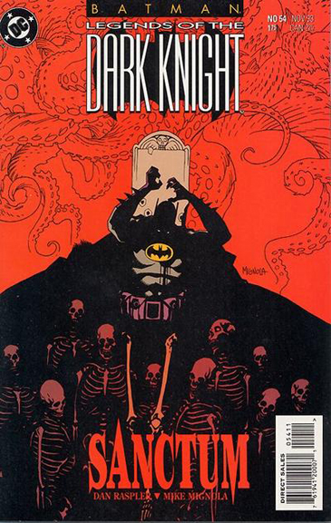 Batman Legends of the Dark Knight #54