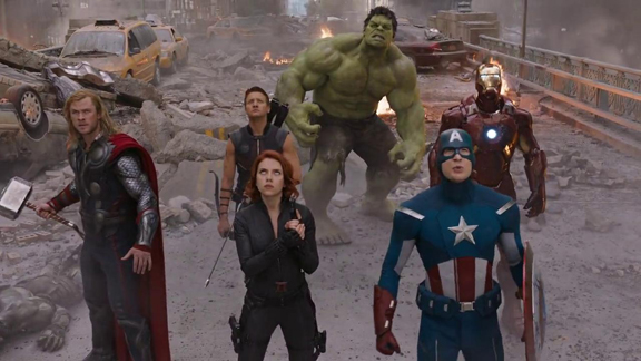 The Avengers-The Way We Are.
