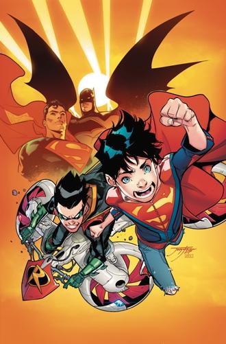DC Comics' Super Sons #1