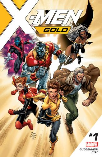 Marvel Comics' X-Men: Gold #1
