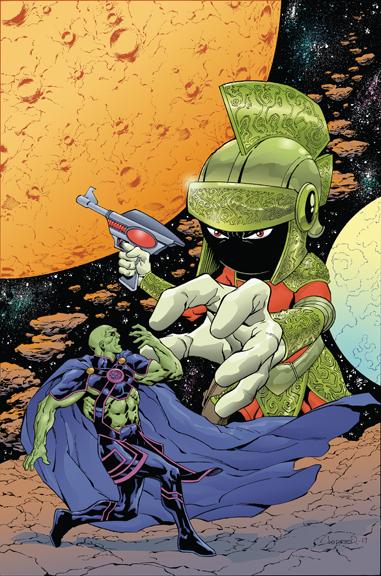 Martian Manhunter/Marvin The Martian Special #1