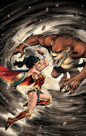 Wonder Woman/Tazmanian Devil Special #1