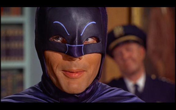 Adam West As Batman-A-Go-Go 1966