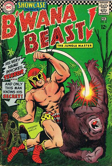 B'Wana Beast-A-Go-Go