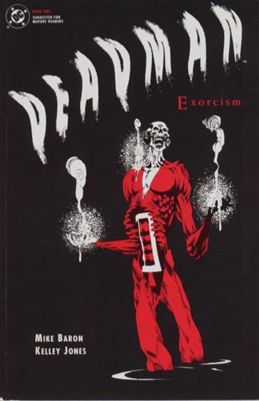 Deadman: Exorcism #1