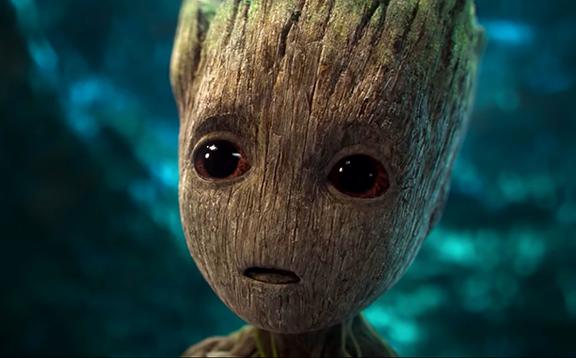 """""""Awwww… Baby Groot!"""""""