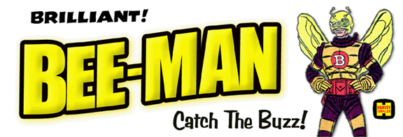 Harvey Comics' Bee-Man-A-G-Go