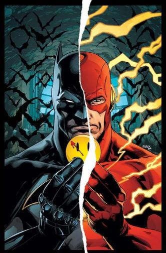 "Batman/Flash ""The Button"""