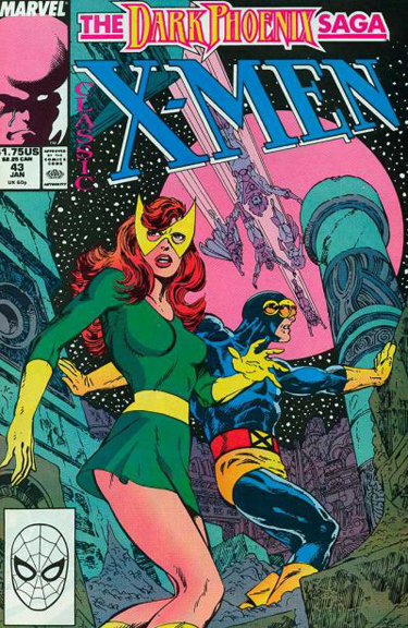 Classic X-Men #43