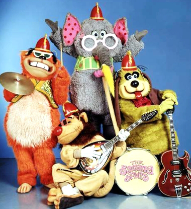 It's the Banana Splits!