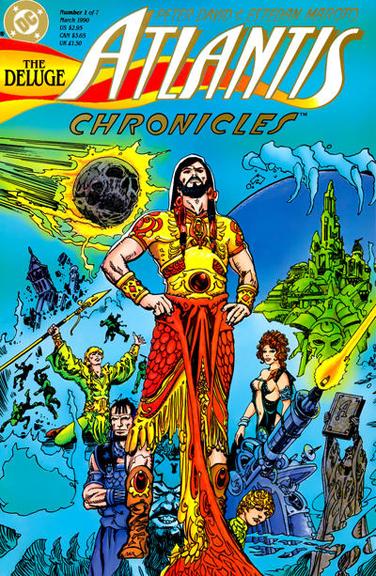 Atlantis Chronicles #1