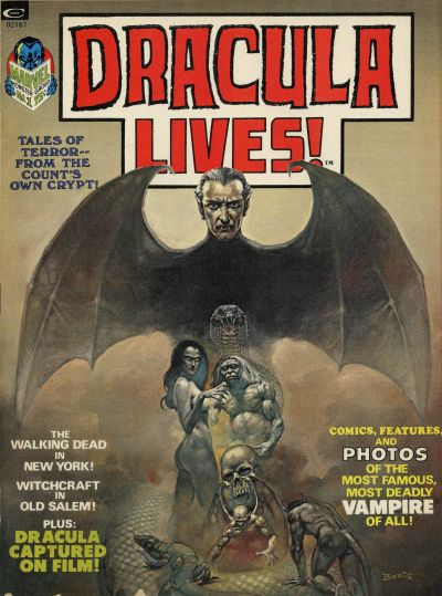 Dracula Lives! #1