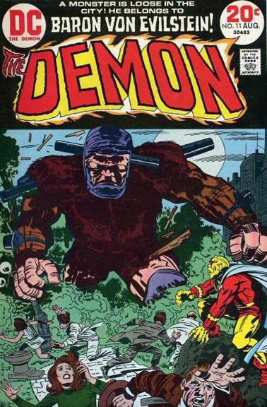The Demon #11