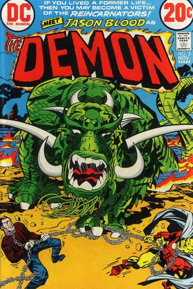 The Demon #3