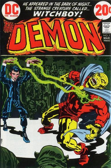 The Demon #7