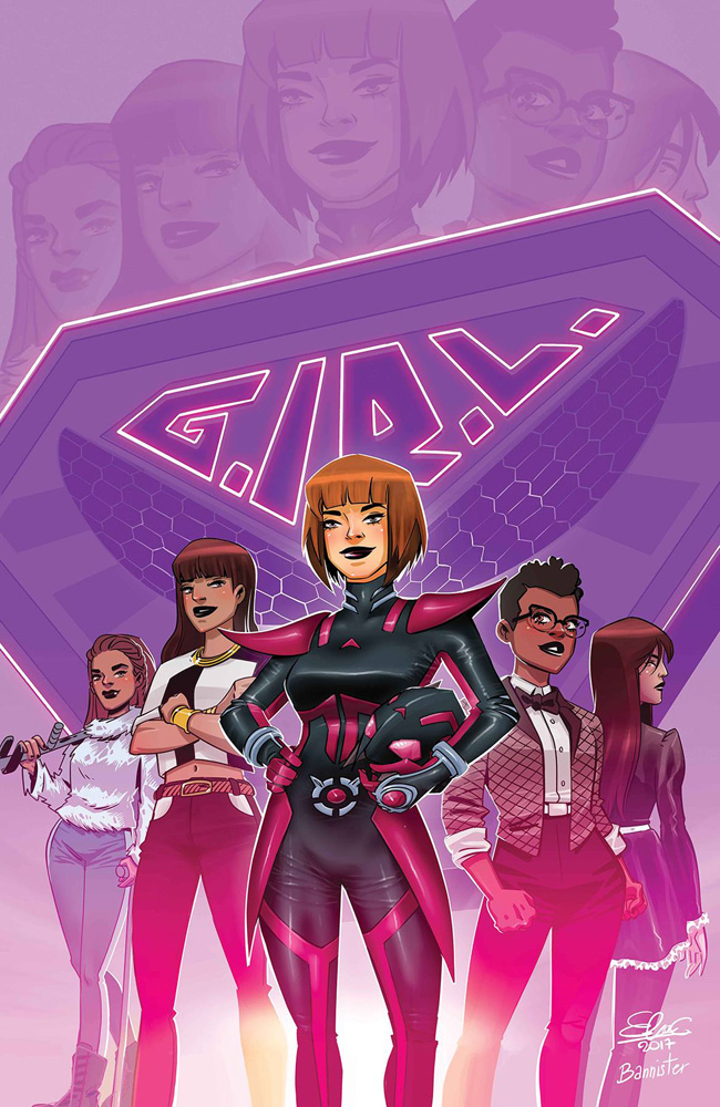 Unstoppable Wasp #6