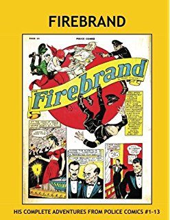 Firebrand: His Complete Adventures