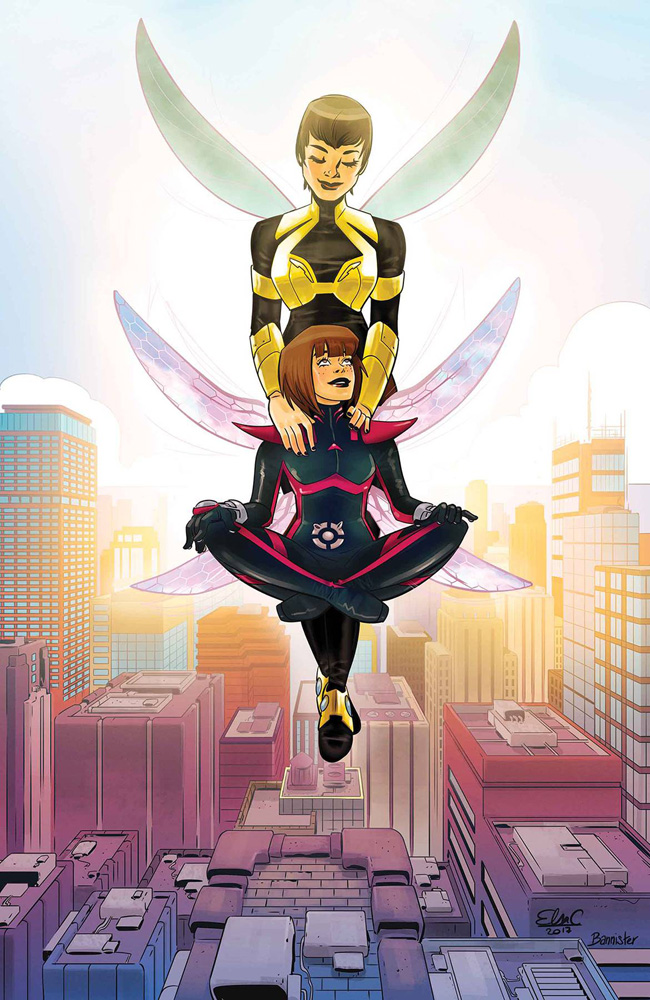 Unstoppable Wasp #7