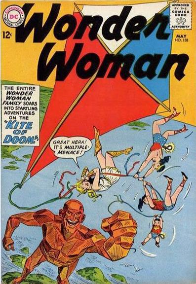 Wonder Woman #138
