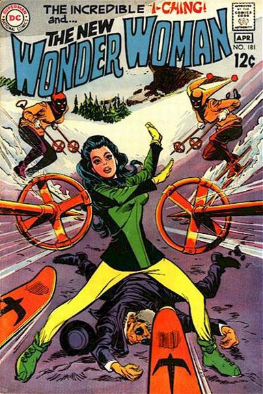 Wonder Woman #181