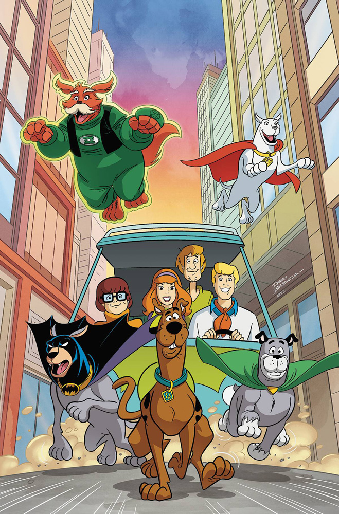Scooby-Doo Team-Up #18