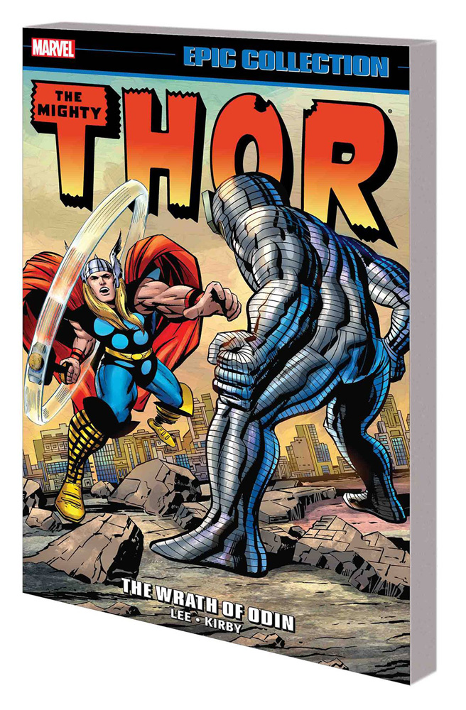 Thor Epic Collection Vol. 3: The Wrath of Odin