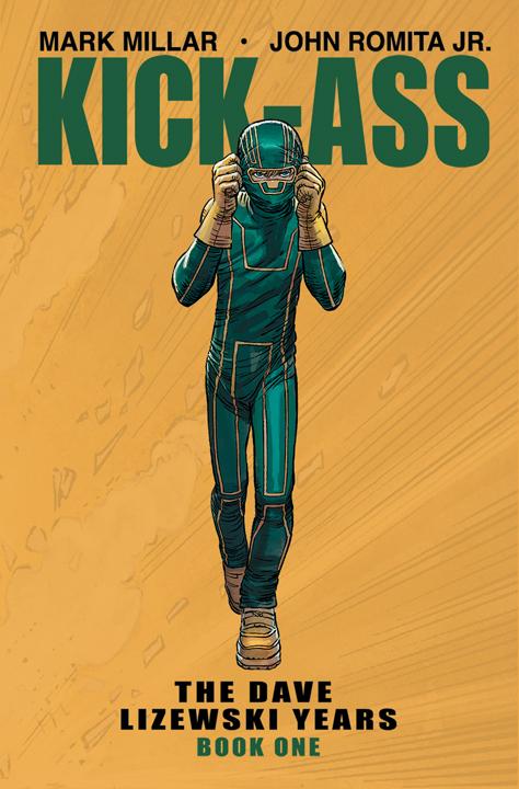 Kick-Ass: The Dave Lizewski Years Vol. 1