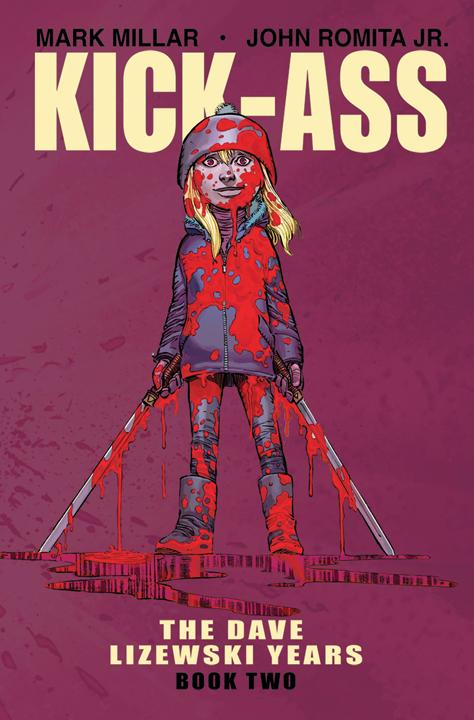 Kick-Ass: The Dave Lizewski Years Vol. 2