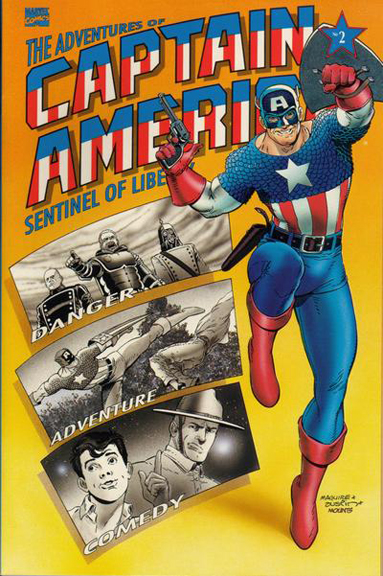 The Adventures of Captain America #2