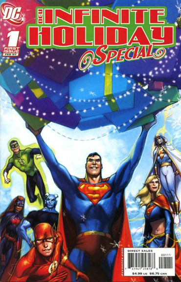 DCU Infinite Holiday Special