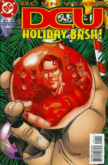 DCU Holiday Bash #1